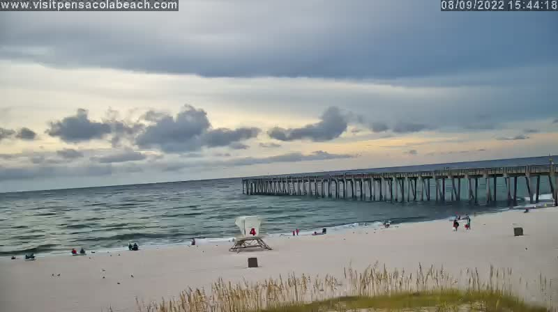 Pensacola Beach South View